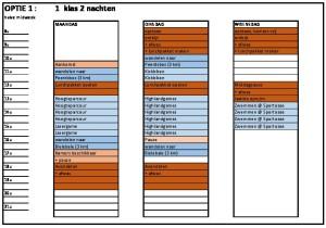 thumbnail of weekplanning sportklassen optie 1